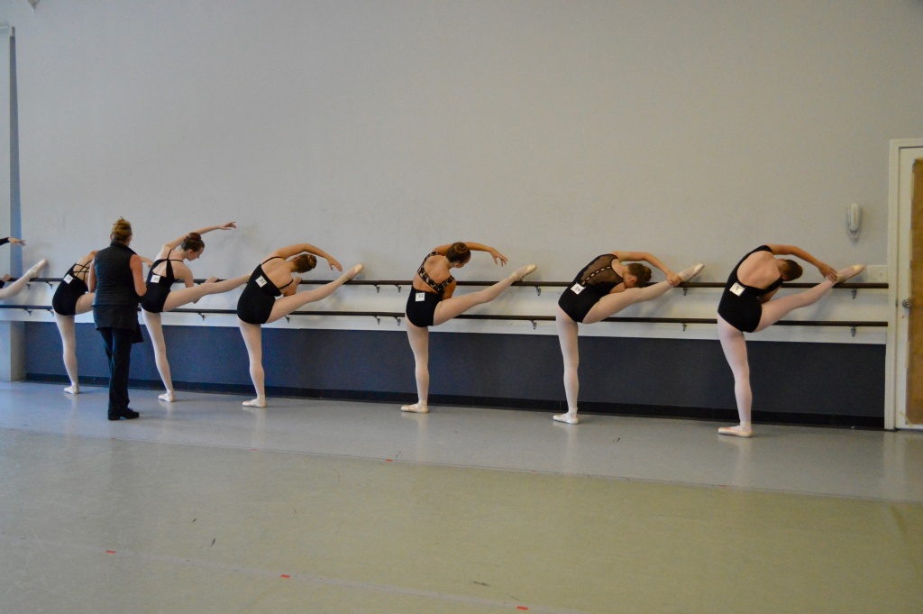 Company Audition Photo